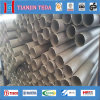 ASTM Duplex Stainless Steel Pipes avec Pickled/Annealed/Plain Extrémité/Plient-Wooden Cas Packing