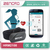 2016 nueva correa del pecho del monitor del ritmo cardíaco de Bluetooth 4.0 del diseño con el APP