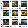 Pièces de moto d'Italika
