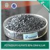 Flocon en cristal granulaire de poudre de Humate de potassium