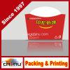 Boîte personnalisée à nourriture de papier d'emballage d'impression de logo (1331)