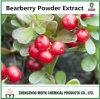 Extrait sauvage de poudre de busserole avec 99% alpha analyse d'acide d'Arbutin et d'Ursolic