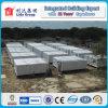 Chambre bourrée plate modulaire préfabriquée de conteneur