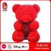 Do Valentim material do urso da peluche de Rosa da venda quente amiga do presente do dia