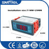 Controlador de temperatura programável de Digitas Ntc