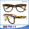 Gafas de sol plásticas unisex coloridas modificadas para requisitos particulares de la manera de la insignia