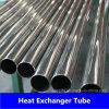 Tubo de acero inoxidable del Tp 316/316L para el cambiador de calor