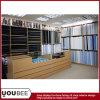 Encaixe de madeira da loja para a loja de varejo do terno feito sob encomenda da fábrica