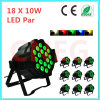 LED Stage Light 18 X 10W RGBW PAR Can