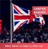 Großbritannien-Markierungsfahne, fördernde Land-Staatsflagge