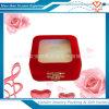 Ring-/Anhänger-/Halsketten-verpackensamt-Kasten mit Glasdeckel