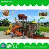 Kind-sicherer aufblasbarer Vergnügungspark-im Freienspielplatz für Verkauf