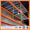 Galvanized Flare Steel Storage Wire Mesh Decking