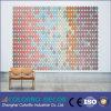 Доски стены звукоизоляции волокна домашнего дизайна интерьера деревянные
