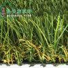 Uの形のNatualカラー紫外線抵抗の人工的な草の泥炭