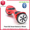 La venta al por mayor va rueda de balance del uno mismo de la vespa del tablero con el altavoz de Bluetooth