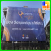 Larger ao ar livre Building Banner Display para Advertizing