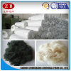 3D 64mm Recycled Polyester Staple Fiber per Needle Punched Nonwoven