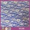 100% Nylon Kein-Stretch Lace Fabric für Garment