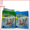Weiche Breathable Soem-freies Beispielwegwerfbare Baby-Großhandelswindel