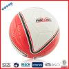 Boule de football rouge de jouet sportif fabuleux