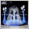 Licht van de blauwe LEIDENE van Kerstmis het Lichte 3D Fontein van het Motief voor Park