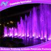 Fontana corrente di musica, fontane di acqua