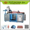 Novo tipo poliestireno de Fangyuan do ISO do Ce que empacota a máquina do EPS Thermoforming