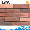 中国人工的な文化石の赤い壁の煉瓦、壁の装飾のためののどの石