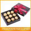 Cajas de encargo impresas del chocolate de la cartulina (BLF-GB545)