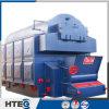 Chaudière de biomasse de vapeur remplie de combustible par bois favorable à l'environnement de basse température