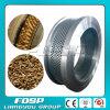 El anillo modificado para requisitos particulares del recambio muere por la máquina de madera del molino de la pelotilla con buen precio