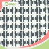 Ткань шнурка маркизета хлопка вышивки 100 фабрики Китая швейцарская