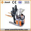 Hete Nieuwe Frc 15 van de Verkoop de Elektrische MiniVrachtwagen van het Bereik met de Capaciteit van de Lading van 1.5 Ton, het Opheffen van 1.65.5m de Hete Verkoop van de Hoogte
