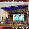 Screen Video Display a LED La prova esterna P8 SMD completa Water Color