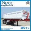 3 차축 60 Ton Dump Tipper Truck (반 트레일러)
