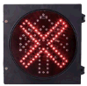 LED 번쩍이는 차도 표시등/차도