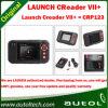 Vente chaude du lecteur de code du lancement X431 VII+ du lancement X431 Creader VII+ Crp123 d'Obdii Eobd 2013 diagnostiques multilingues originaux