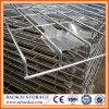 Warehouse Pallet Rack System Galvanized Steel Wire Mesh Decking