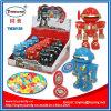 Plastikroboter Kdis Spielzeug mit Süßigkeit