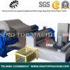 Kraft Papier Snijden en Rewinder Machine