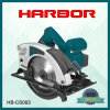 HbCS003のYongkang港の最も安い動力工具は鋸歯の回状を