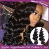 Продукты человеческих волос фабрики освобождают ранг верхней части волос волны