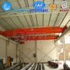 CE Кита проверил кран одиночного прогона 20 тонн надземный