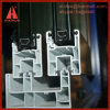Profils en plastique de la qualité Extrusion/UPVC/PVC