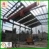 Almacén fabricado de la estructura de acero en China