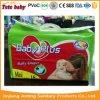 Tecido respirável descartável da cópia do bebê do tecido do bebê