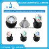 9W Waterproof a luz subaquática do diodo emissor de luz Inground do RGB