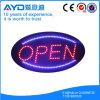 Visualización abierta oval de la tensión LED de Hidly baja