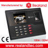 Realand a-C121 Security&Protectionの指紋の時間&Attendance RFIDパスワード時間出席